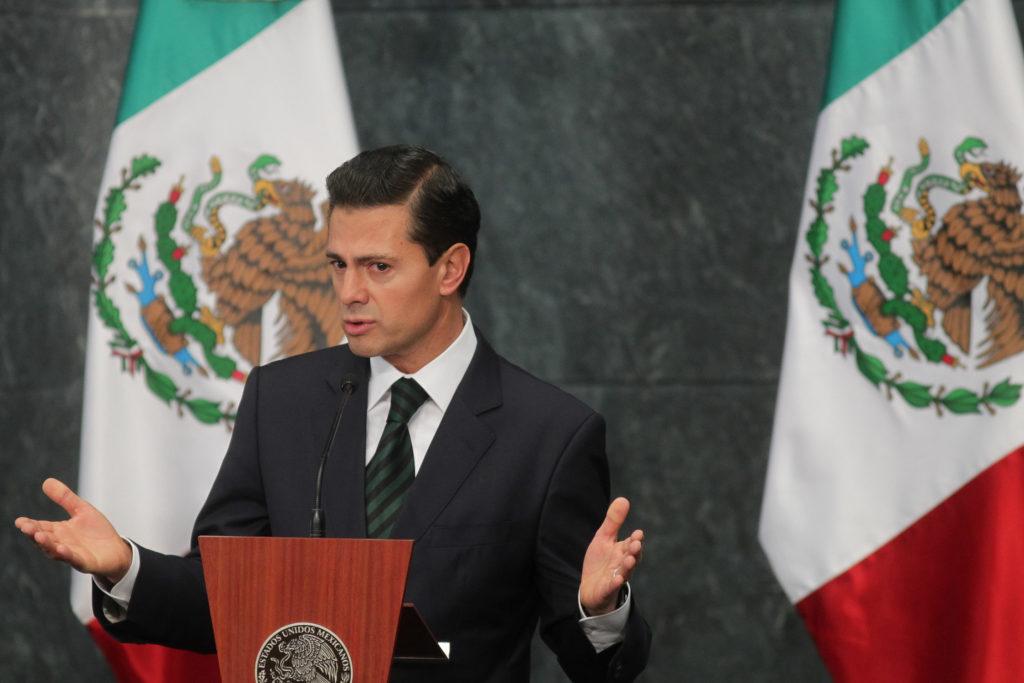 Peña Nieto actúa con exceso de prudencia / EFE: Alex Cruz