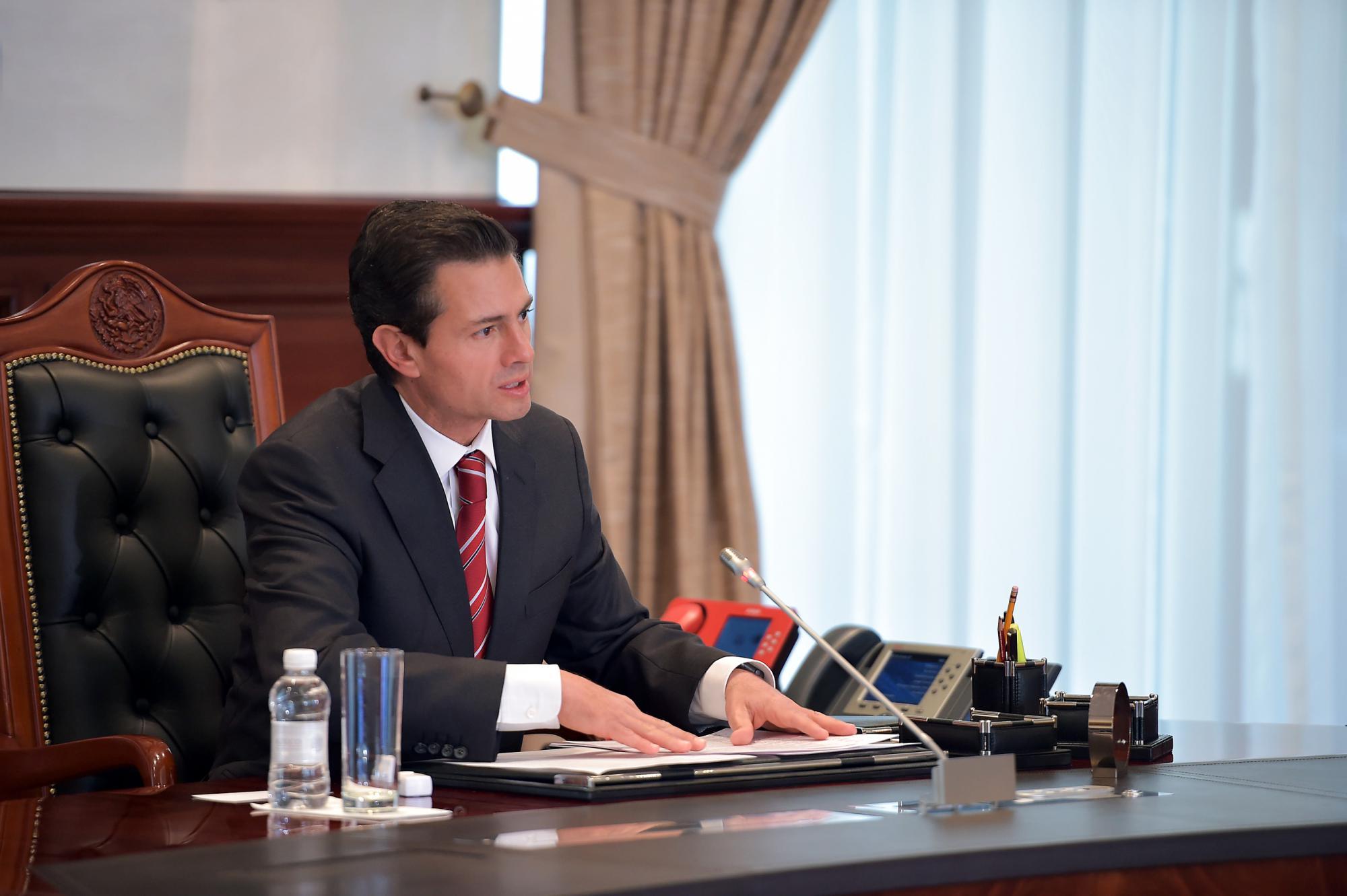 Flickr: Presidencia de la República de México