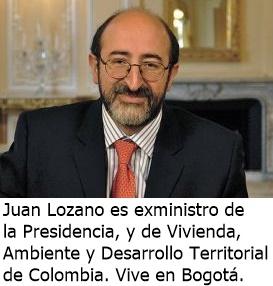 Ministro Juan Lozano