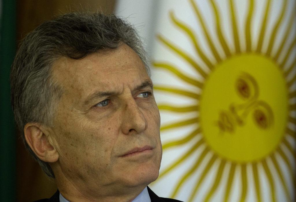 Macri visita España en un momento difícil de su gestión / EFE: Joédson Alves
