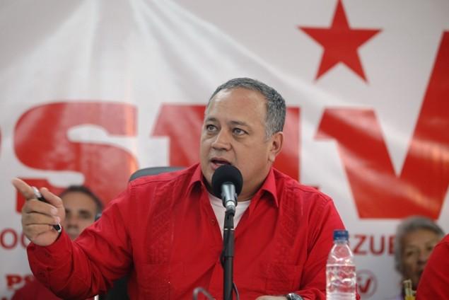 Las compras fueron gestionadas o apadrinadas por Diosdado Cabello / Foto: PSUV