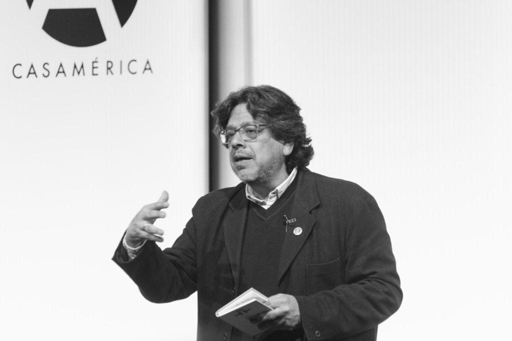 Fernando Iwasaki, historiador y escritor peruano / Foto: Casa de América