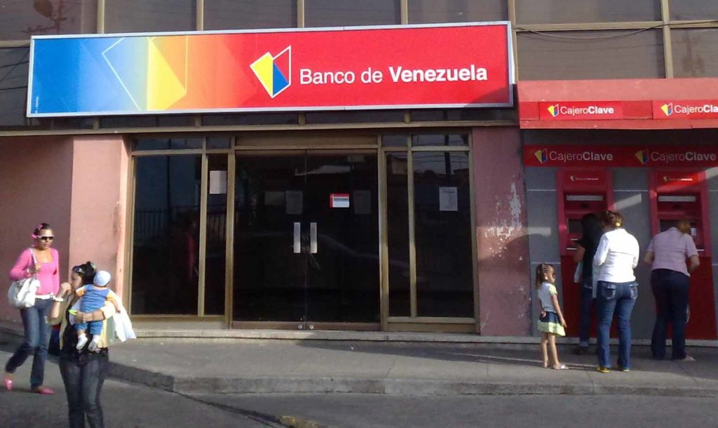 Chávez nacionalizó el Banco de Venezuela, perteneciente al Grupo Santander / Wikipedia