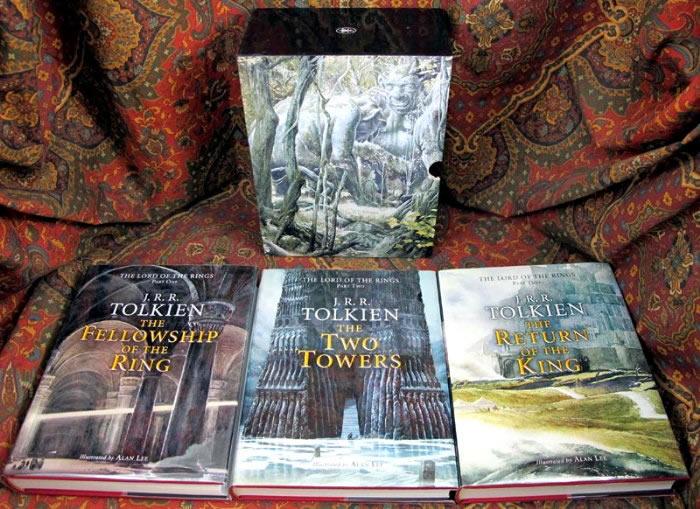 Los tres volúmenes que componen 'El Señor de los Anillos' son mucho más que un relato de la permanente lucha entre el bien y el mal / Flickr