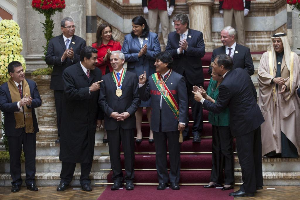 Bolivia dijo 'no' a permitir que Evo Morales se presente a un cuarto mandato / Flickr: Cancillería del Ecuador