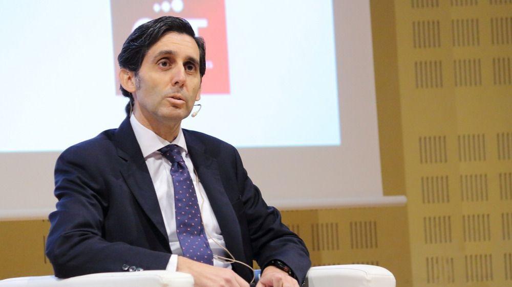Álvarez-Pallete indicó que los resultados de Telefónica coinciden con las expectativas fijadas para 2017 /Flicker: UPO