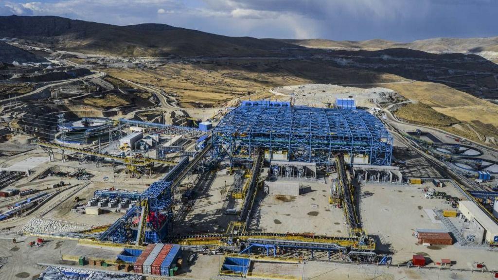 Perú es el segundo productor mundial de cobre y zinc / Foto: Minería Pan-Americana