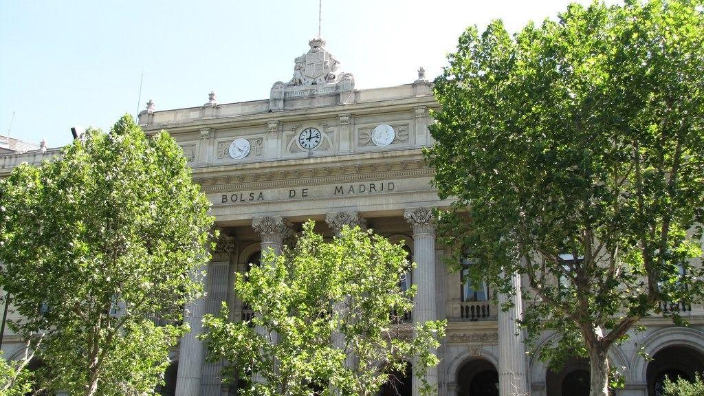 Edificio Bolsa de Madrid
