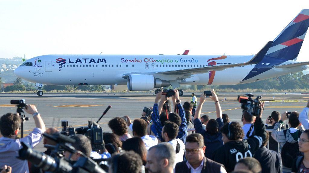La aerolínea opera desde 2012 tras la fusión entre la chilena LAN y la brasileña TAM / Foto: Latam Airlines