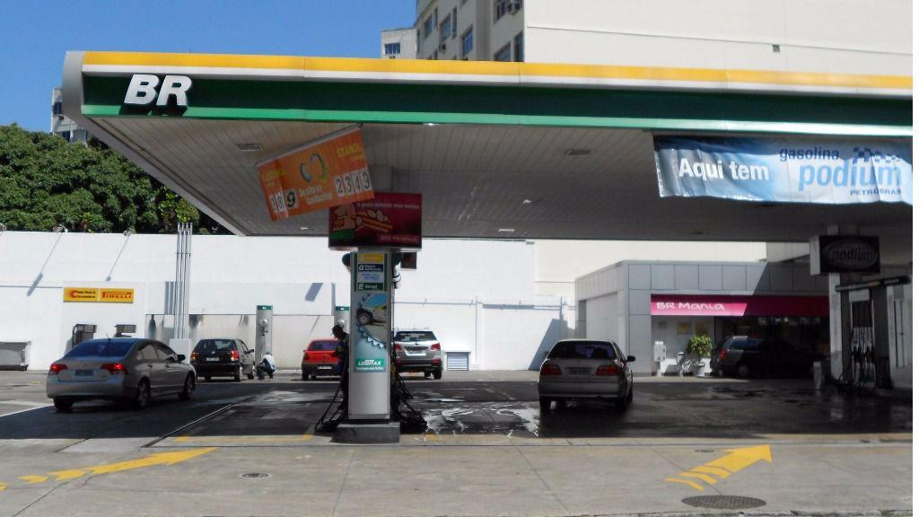 Petrobras calcula que el precio del diésel puede caer un 2,2% de media, y el de la gasolina un 2,4% / Foto: Wikimedia