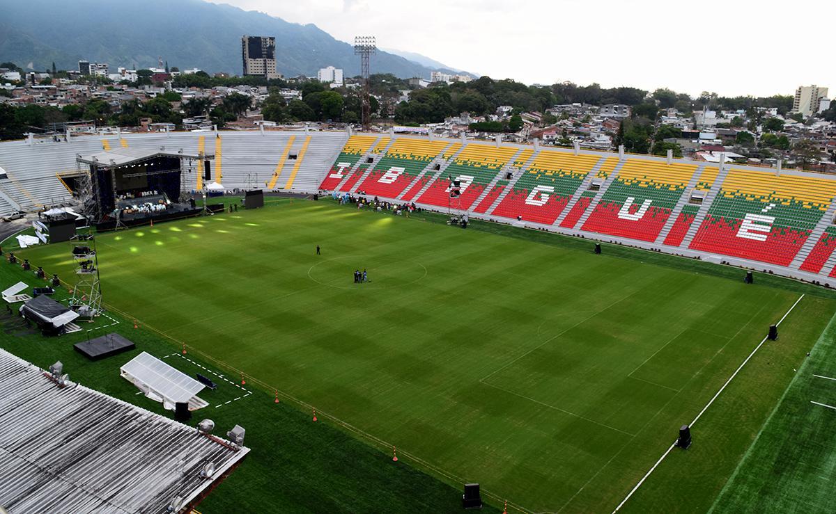Foto: Juegos Nacionales 2015
