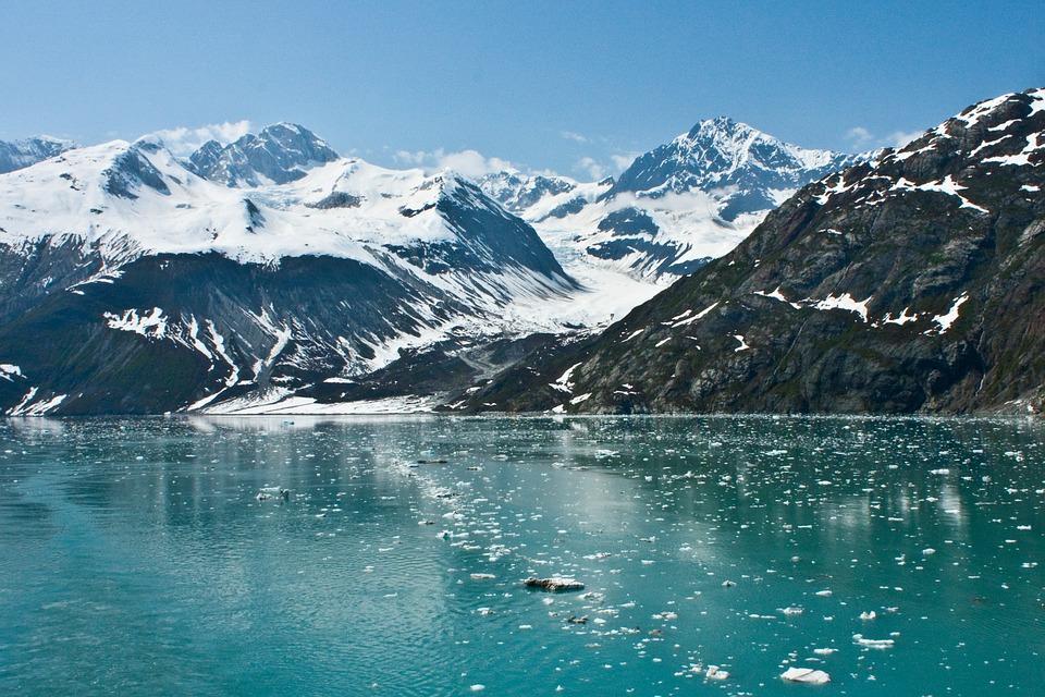 La tecnología fue clave en el hallazgo de crudo en Alaska / Foto: Max Pixel