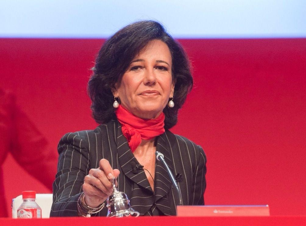 Brasil representa el 26% del beneficio del banco que lidera Ana Patricia Botín / Foto: Banco Santander