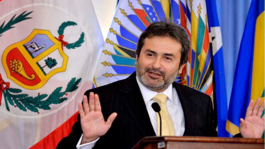 """""""El diálogo siempre es la mejor solución y esperamos que pueda haber una solución democrática"""" / Foto: OEA"""