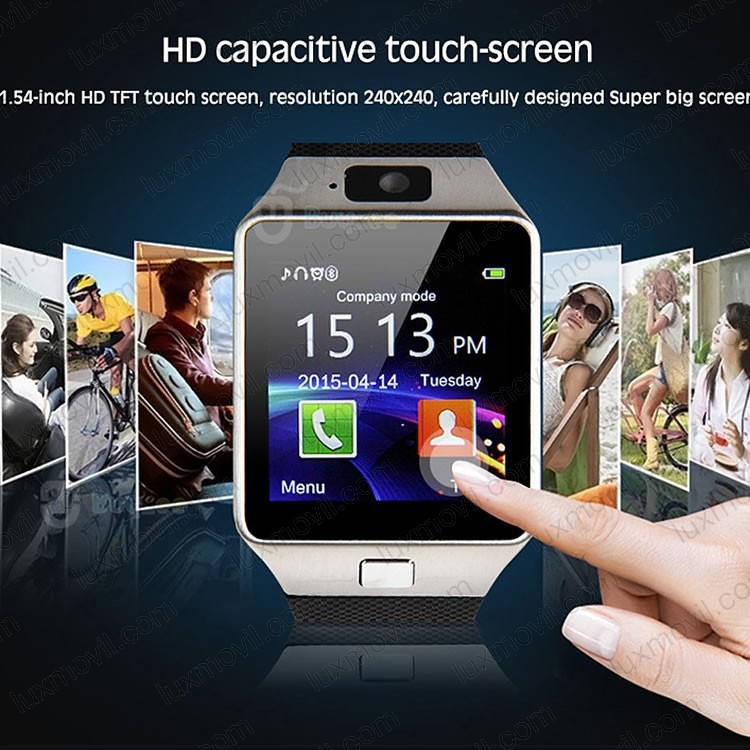 Los relojes inteligentes amenazan con ser una necesidad / Foto. Luxmovil
