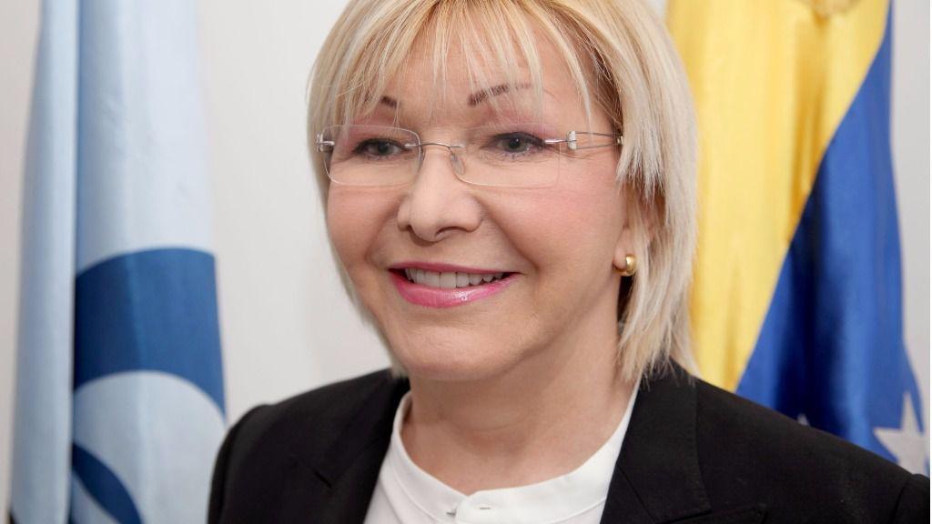 Luisa Ortega Díaz tiene 59 años y nació en Valle de la Pascua / Flickr: Cancillería de Ecuador