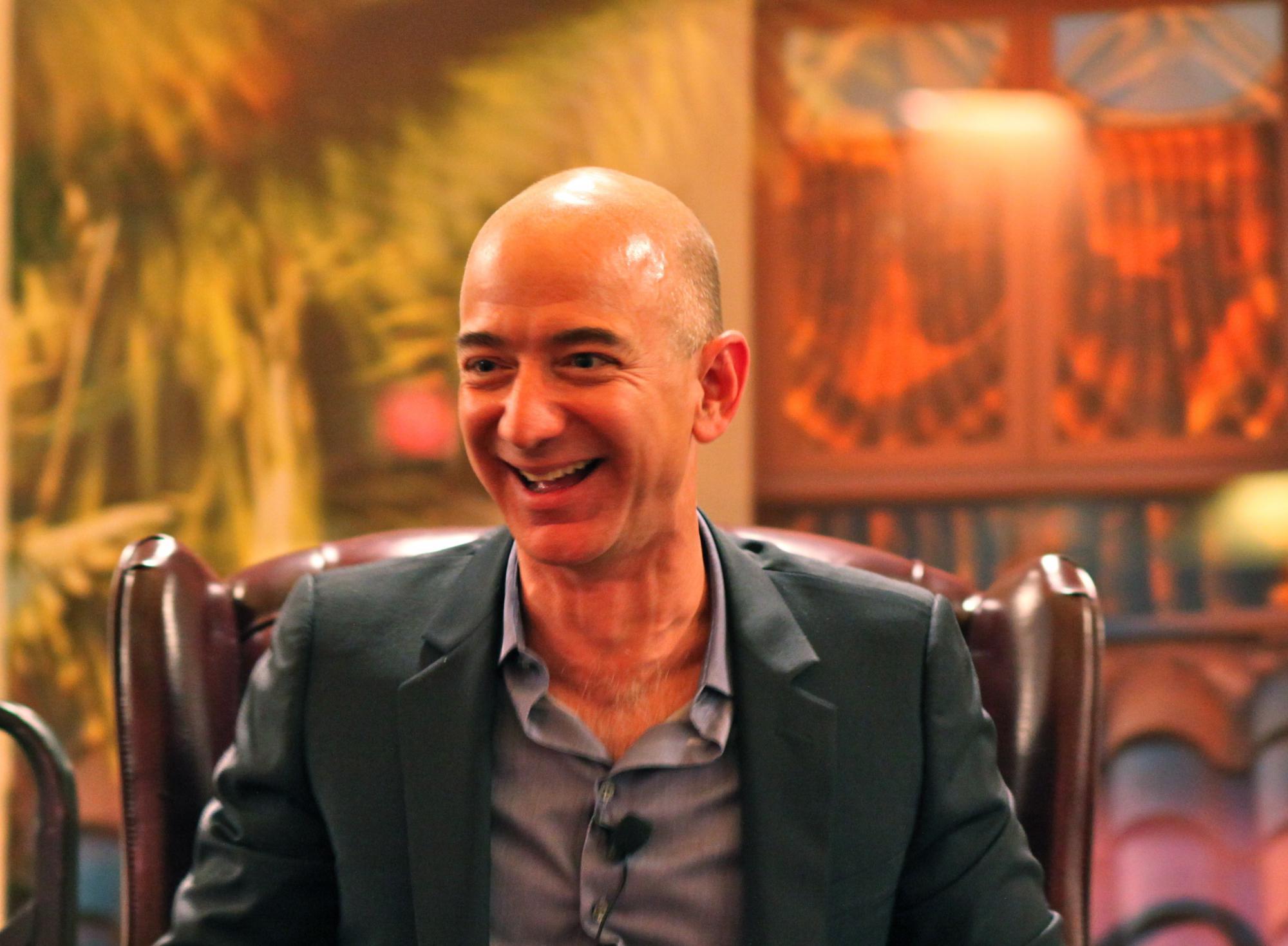 Amazon opera en comercio electrónico, sistemas de computación, y ahora, supermercados / Flickr: Danrok