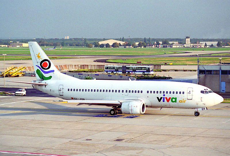 Viva Air Perú firmó con Airbus la compra de 50 aviones por 5.000 millones de euros / Foto: Magnus Manske