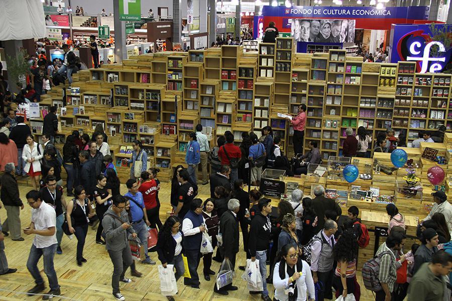 La Feria del Libro de Guadalajara es la más importante de Latinoamérica / Foto: Wikimedia Commons
