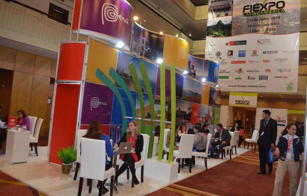 Más de cien expositores podrán intercambiar intereses en un solo lugar / Foto: Nferias.com
