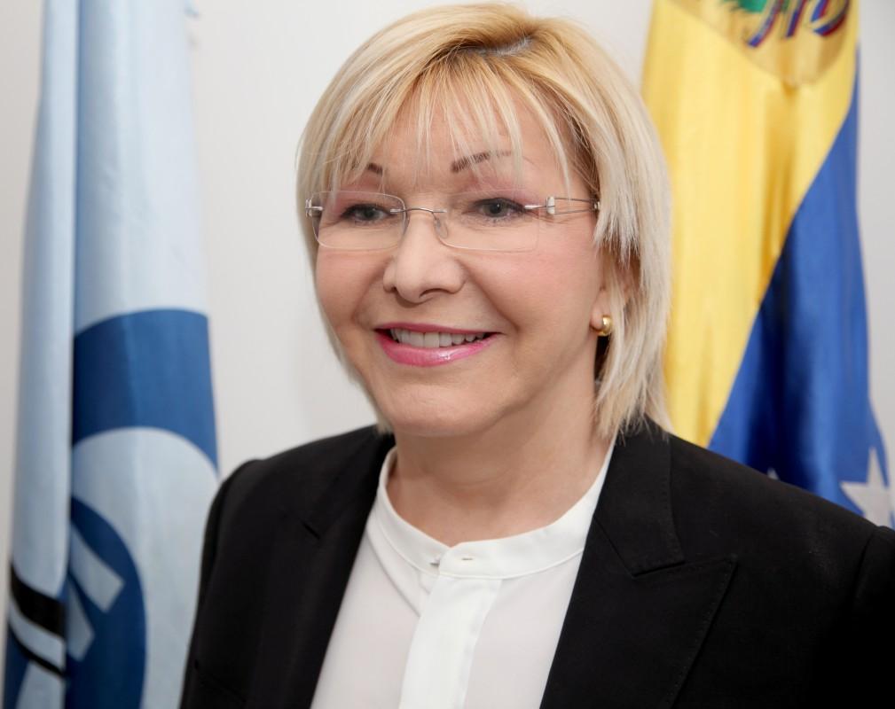 La fiscal general Luisa Ortega Díaz ha arremetido contra el Ejecutivo de Maduro / Foto: Wikipedia