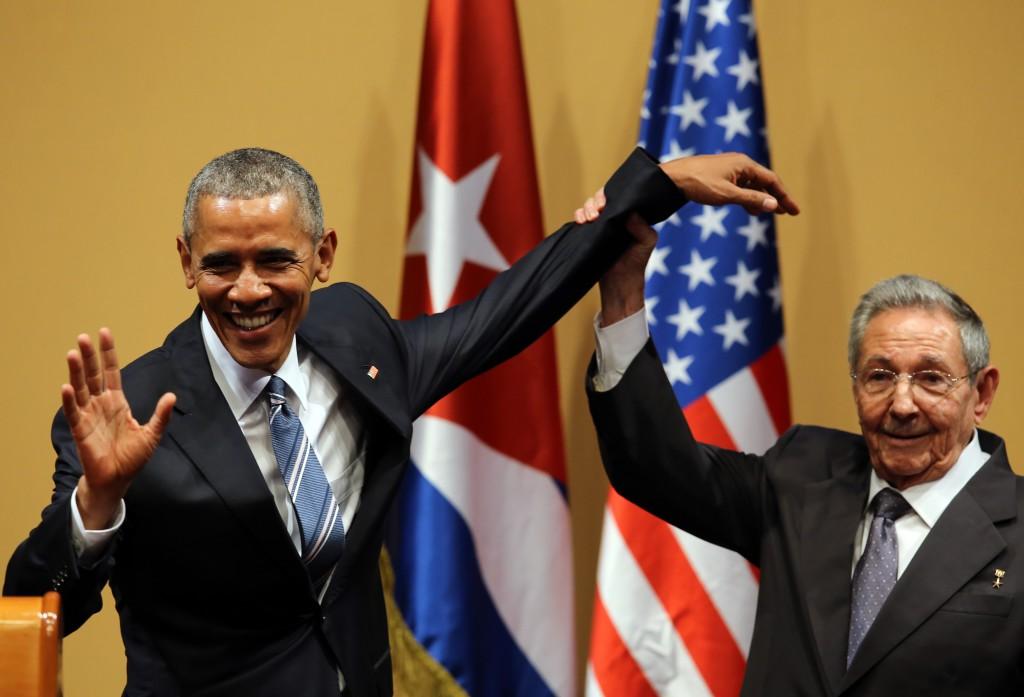 El acuerdo entre Raúl Castro y Barack Obama tomó por sorpresa al gobierno venezolano / Foto: EFE: Alejandro Ernesto