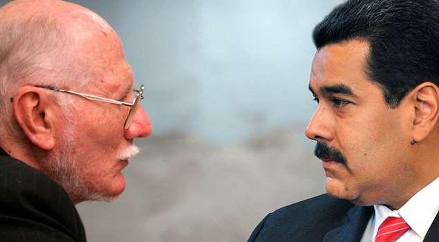 El exministro Giordani dejó en claro la falta de liderazgo de Nicolás Maduro / Foto: TalCual