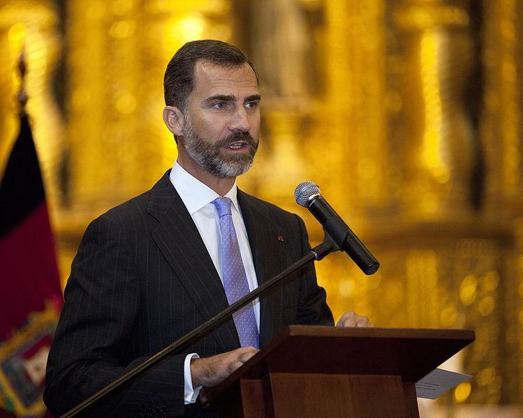 El Rey Felipe VI estudió Derecho en la Universidad Autónoma de Madrid / Foto: Yann
