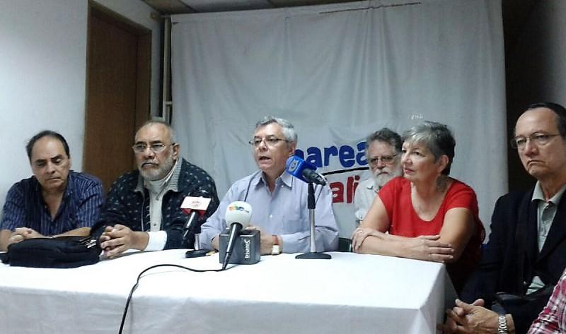 Marea Socialista busca aglutinar a los chavistas descontentos / Foto: Aporrea