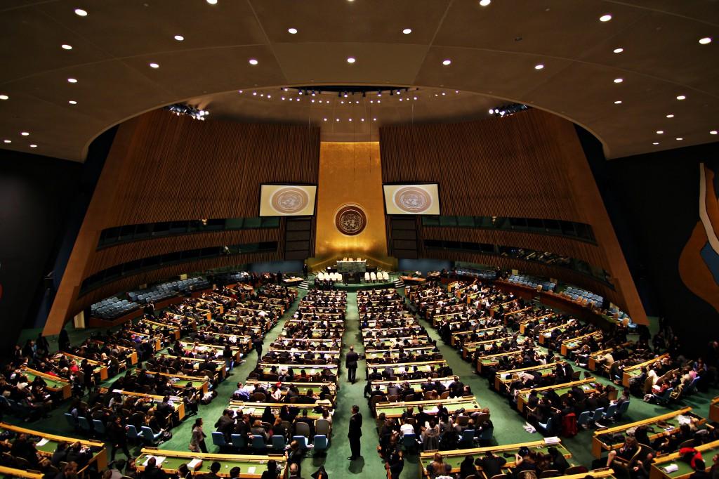 En 2015 la ONU aprobó los nuevos objetivos, que fueron suscritos por 193 países / Foto: Wikipedia