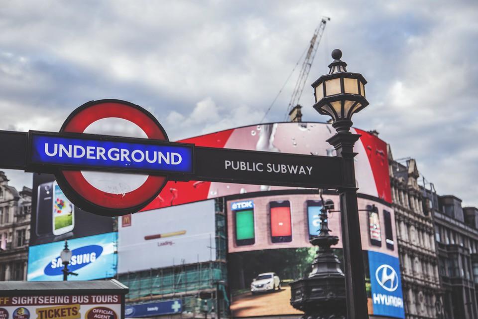 El Metro de Londres fue inaugurado en 1863 / Foto: Pixabay