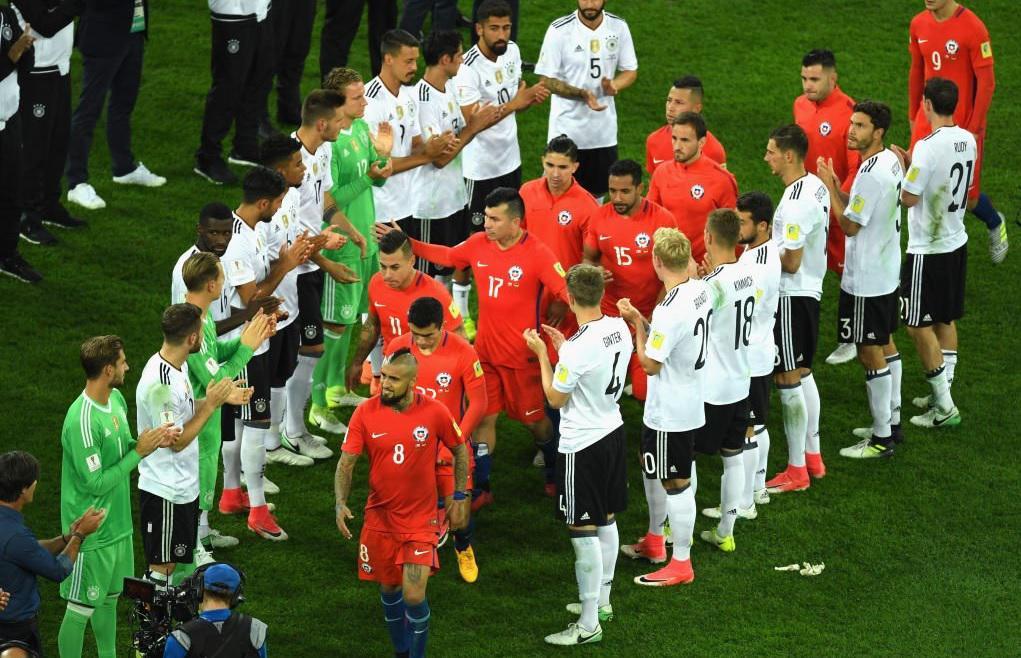 Chile Copa Confederaciones