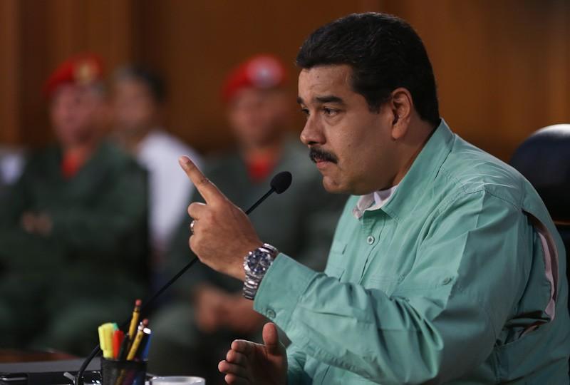 Ramos Allup señaló que un gobierno democrático no debe seguir reprimiendo ni asesinando / Foto: nicolasmaduro.org.ve