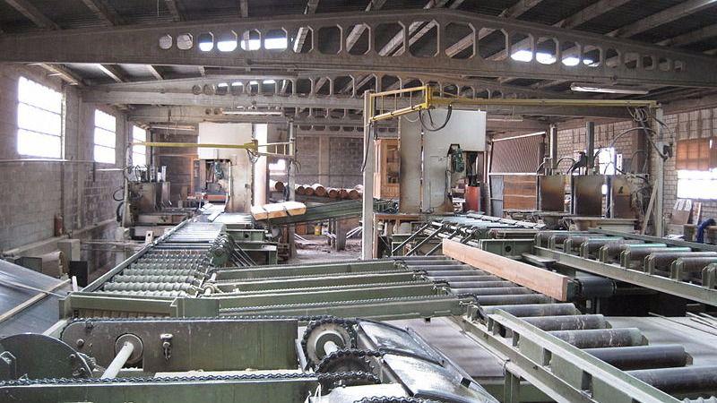 El 29% de las empresas industriales españolas tiene más de 20 años / Foto: Rubén Ojeda