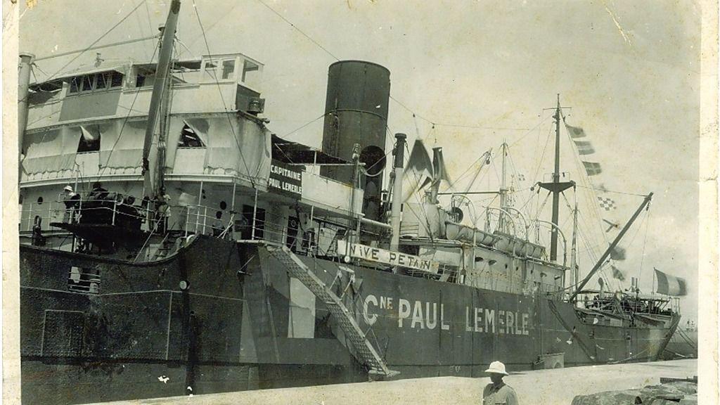 Capaine Paul Lemerle