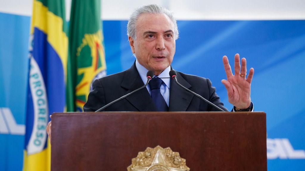 Brasil recibió casi 80.000 millones de dólares en inversión extranjera directa en 2016 / Flickr: Michel Temer