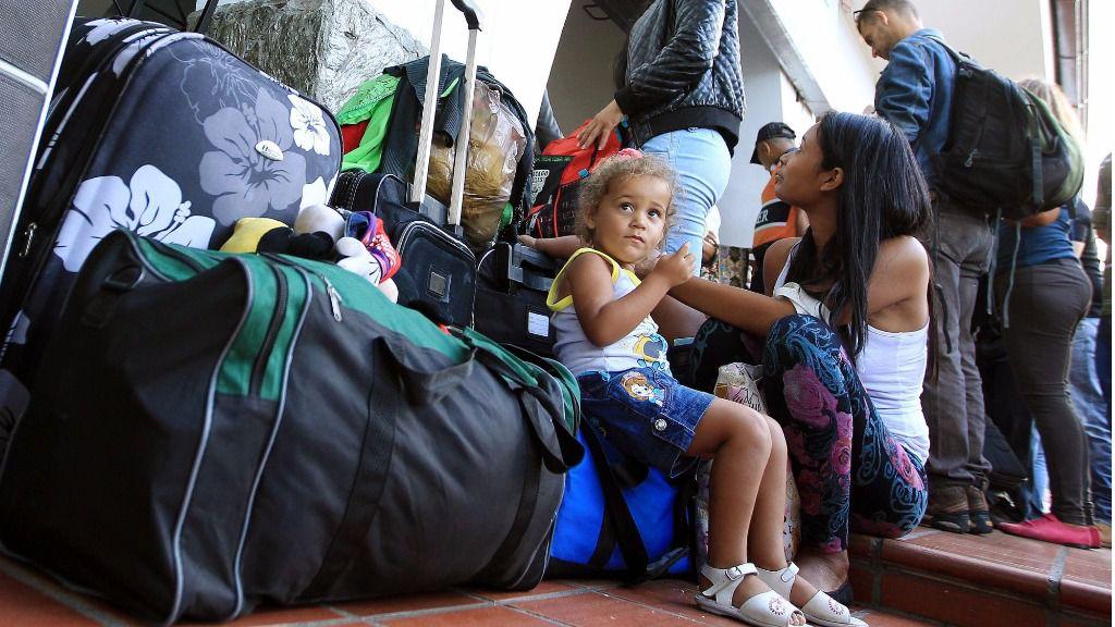 Seis de cada 10 latinoamericanos que solicitan asilo en España son venezolanos / EFE: Mauricio Dueñas Castañeda