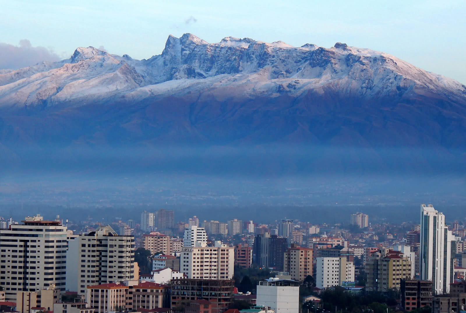 El anuncio es una excelente noticia para la ciudad de Cochabamba / Foto: Cochalomayer