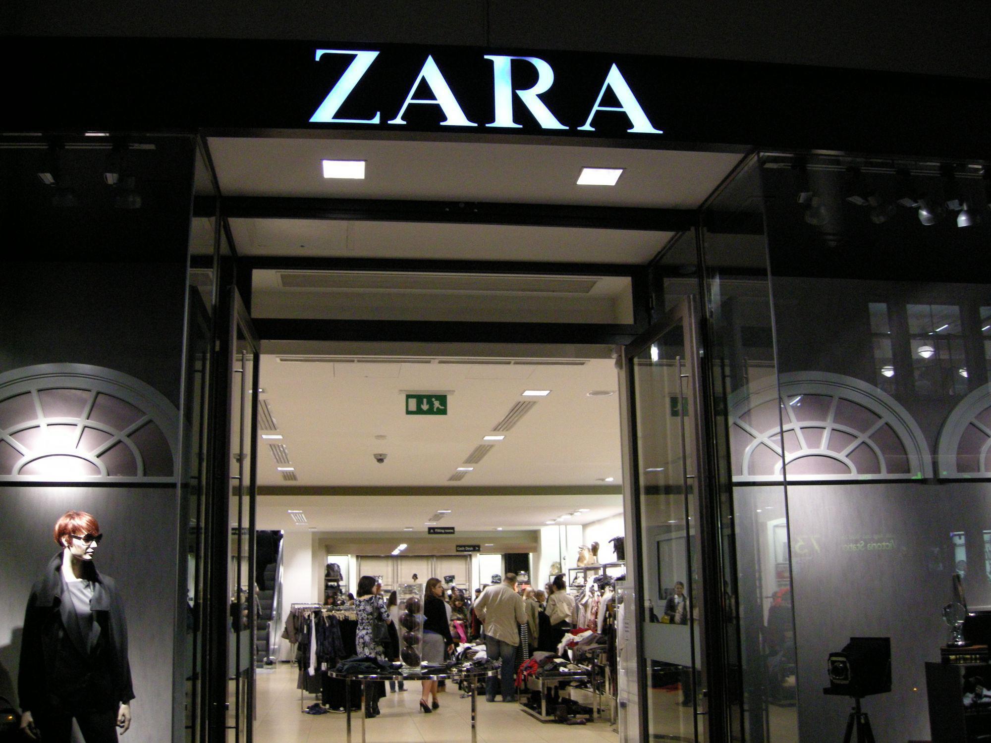 El Zara más grande de Latinoamérica cuenta con 12.000 metros cuadrados / Foto: Aurelijus Valeiša