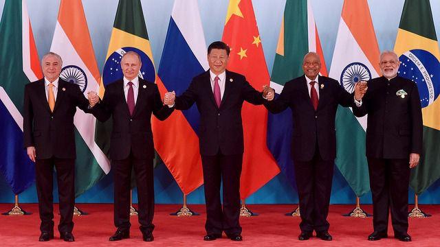 Cumbre de los BRICS