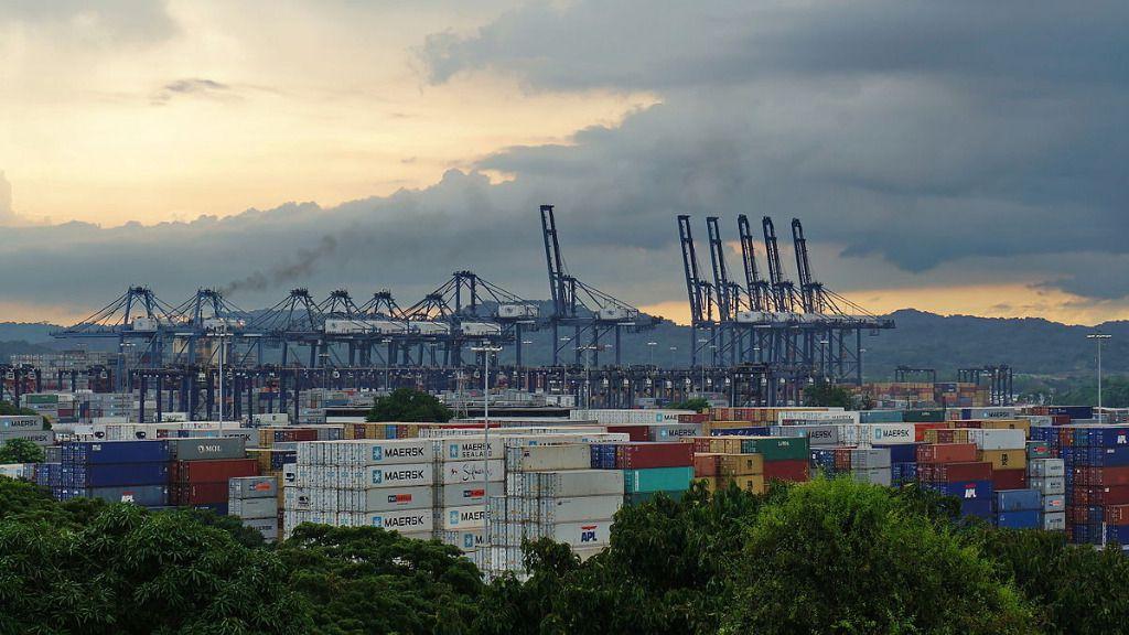 Panamá puerto