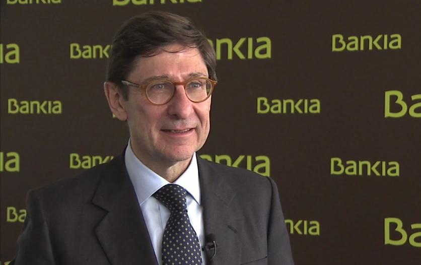 José Ignacio Goirigolzarri sigue cumpliendo objetivos en la presidencia de Bankia / Foto: Asqueladd