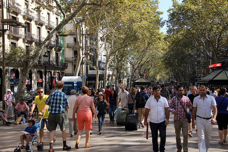 Los atentados pusieron en jaque al turismo, la industria más dinámica de España / Foto: LiKlug