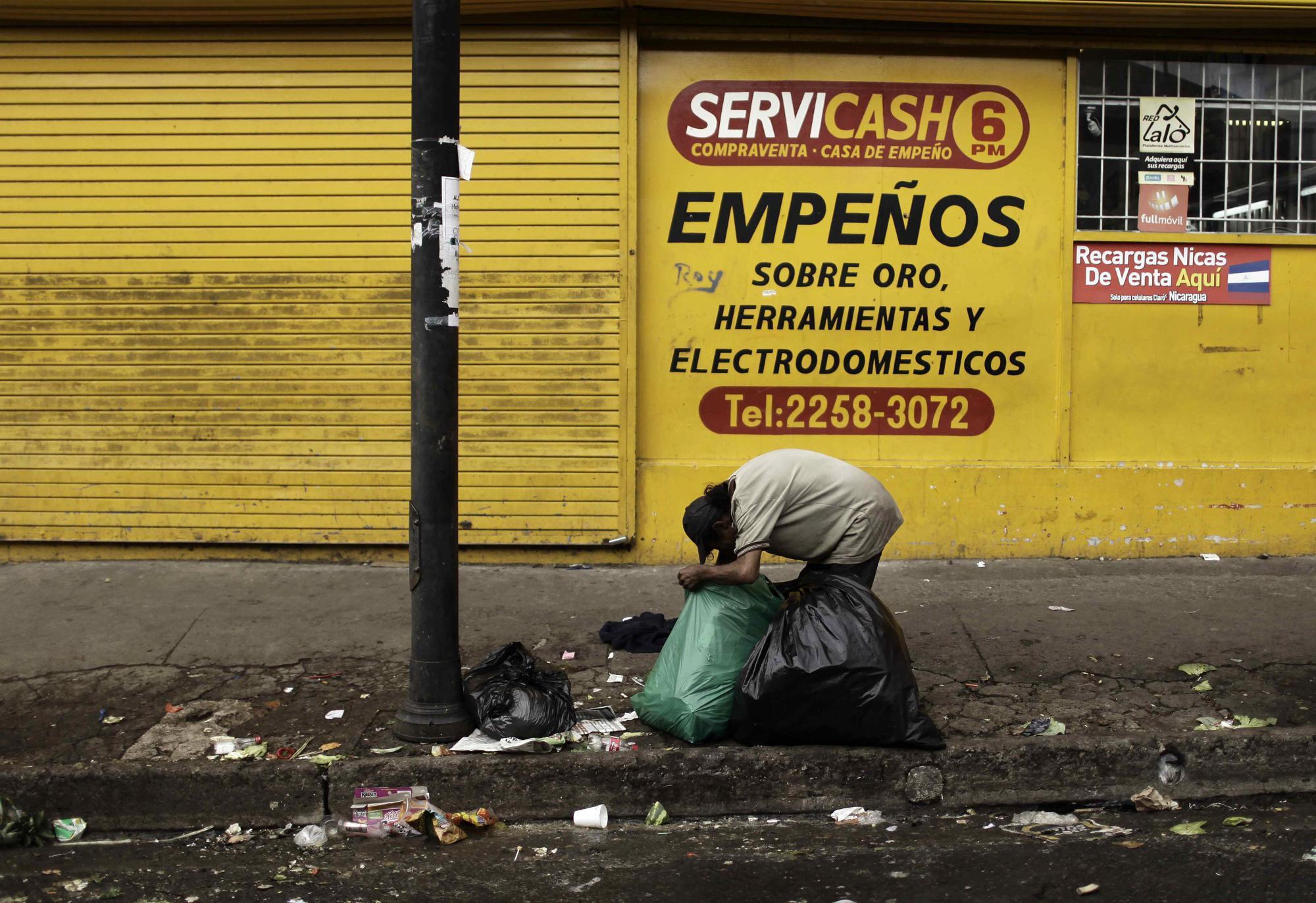 La pobreza es la prioridad número uno en la Agenda 2030 de la ONU / EFE: Jeffrey Arguedas