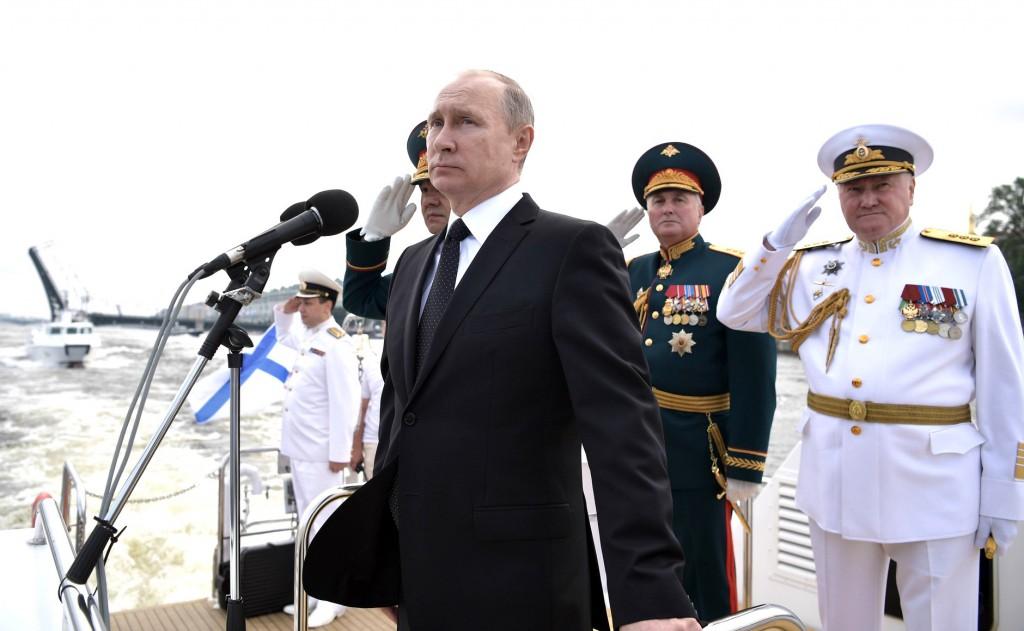 Rusia comienza a salir de la recesión y crecerá entre un 1,4 y un 2% en 2017 / Foto: Presidencia de la Federación Rusa.