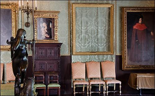 Los ladrones del Isabella Stewart Gardner Museum de Boston dejaron los marcos vacíos / Foto: Wikimedia Commons
