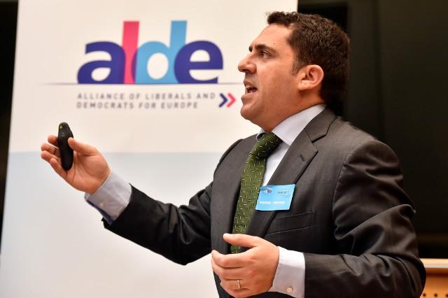 Carlos Rivadulla, de Empresaris de Catalunya, advierte que no se puede conocer cuánto supone el coste de oportunidad que ha generado el reto independentista / Foto: Empresaris de Catalunya