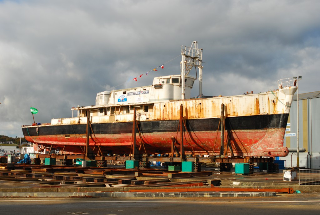 El famoso Calypso está a punto de ser rematado porque ningún heredero quiere pagar la reparación / Foto: Wikimedia Commons
