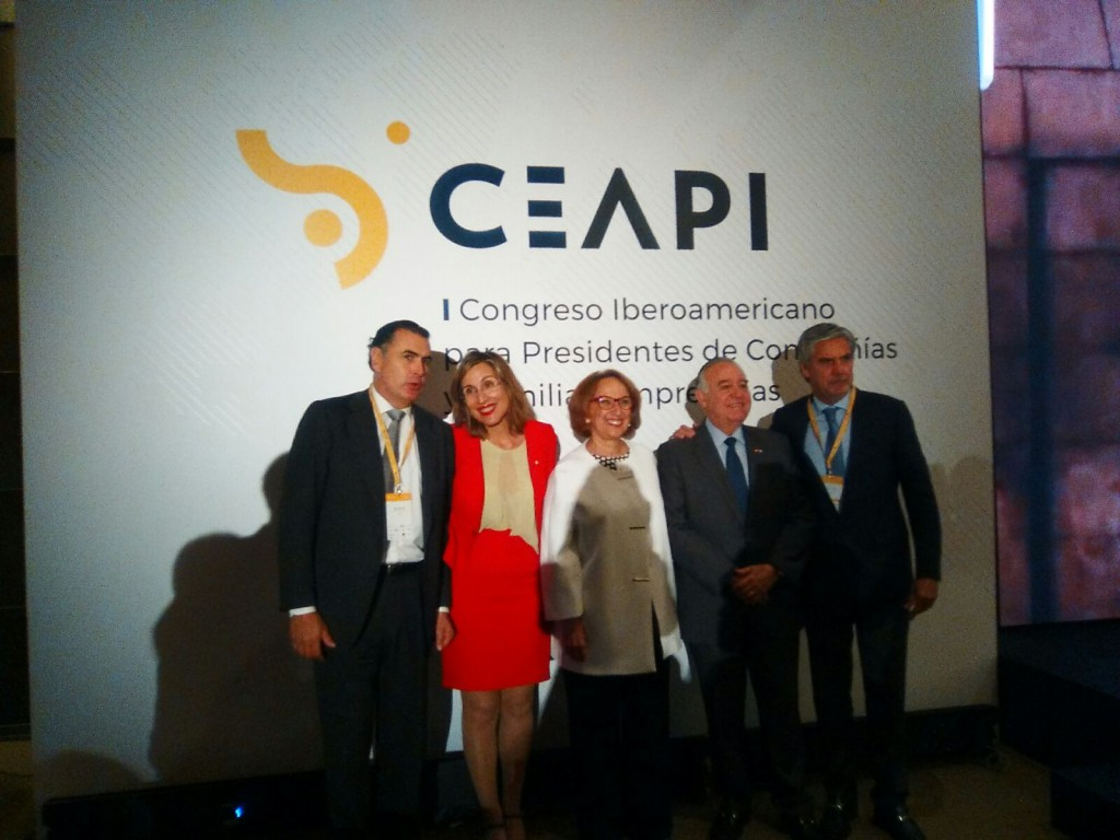 """Grynspan celebró que """"el empresariado iberoamericano siga creando comunidad"""" / Foto: ALN"""