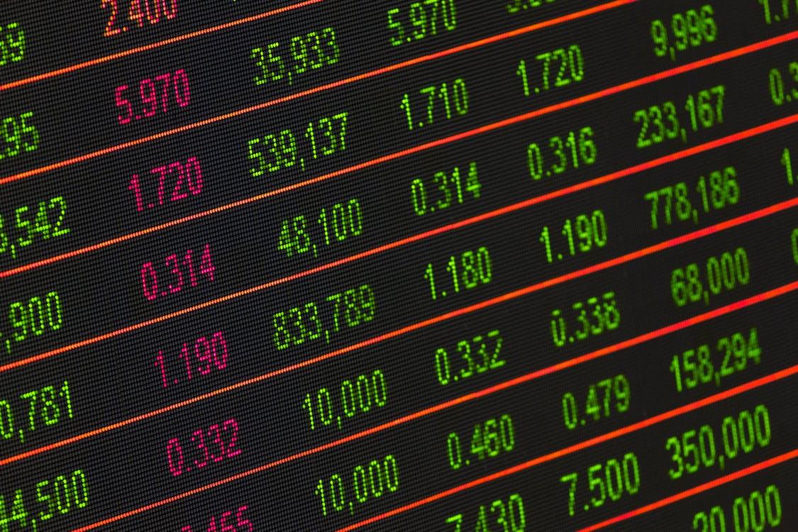 El Ibex comenzó a negociar el jueves por debajo de los 10.000 puntos / Foto: Pexel